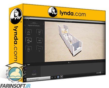 دانلود lynda Learning Formit Pro