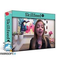 دانلود Skillshare Create Mockups on your iPad with Procreate