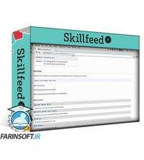 دانلود Skillshare Get started with SASS and improve your CSS workflow