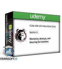 دانلود Udemy CCNA Security 2019 210-260 Video Boot Camp With Chris Bryant