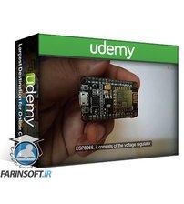 دانلود Udemy ESP8266 for absolute beginner – Arduino alternative 2019