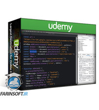 دانلود Udemy Google Spreadsheet API Apps Script and JavaScript