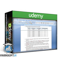 دانلود Udemy Master bare metal embedded system programming with AVR uC
