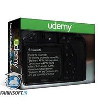دانلود Udemy Nikon DSLR Photography: Getting Started with Your DSLR