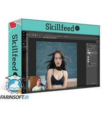 دانلود Skillshare Photoshop and After Effects Animation – animate your artworks
