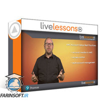 دانلود LiveLessons AWS Account Setup Best Practices LiveLessons (Video Training)