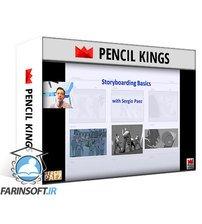 دانلود PencilKings Storyboard Artist Basics – How to Create Action Packed Scenes!