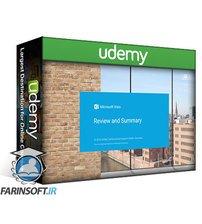 دانلود Udemy Microsoft Visio 2016