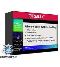 دانلود OReilly Icebergs, bathtubs, and flows: Applying systems thinking to software architecture