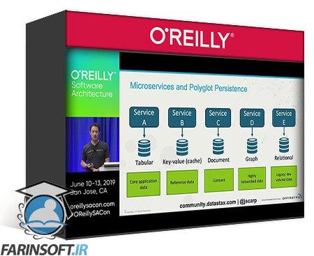 دانلود OReilly Patterns for persistence and streaming in microservice architectures (sponsored by DataStax)