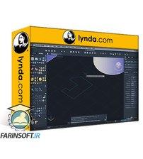 دانلود lynda Learning AutoCAD for Mac 2020
