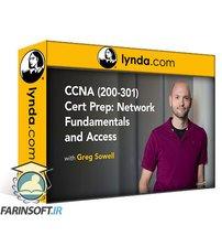 دانلود lynda CCNA (200-301) Cert Prep: Network Fundamentals and Access