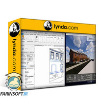 دانلود lynda Enscape: Residential Visualization