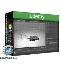 دانلود Udemy Advertising visual in Photoshop and Cinema 4D