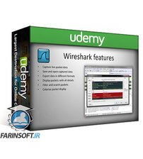دانلود Udemy Wireshark: The Art of Sniffing – Complete Crash Course
