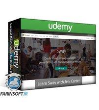 دانلود Udemy Microsoft Sway Fundamentals