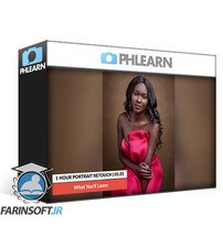 دانلود PhLearn How to Retouch a Portrait in Under an Hour
