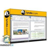 دانلود lynda Cert Prep: Word 2010 Microsoft Office Specialist (77-881)