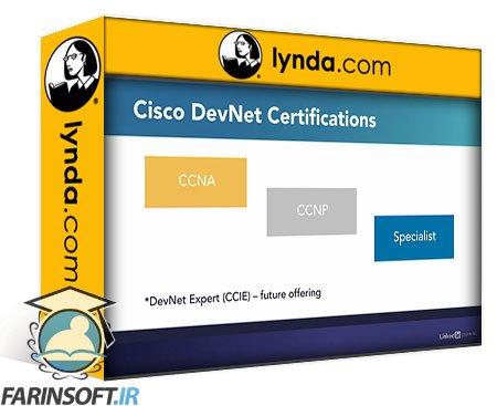 دانلود lynda Cisco Certifications: First Steps