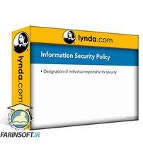 دانلود lynda CISM Cert Prep: 1 Information Security Governance