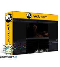 دانلود lynda Color for Video Editors