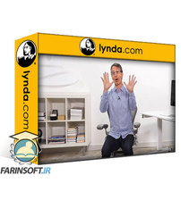 دانلود lynda Computer and Text Neck Stretching Exercises
