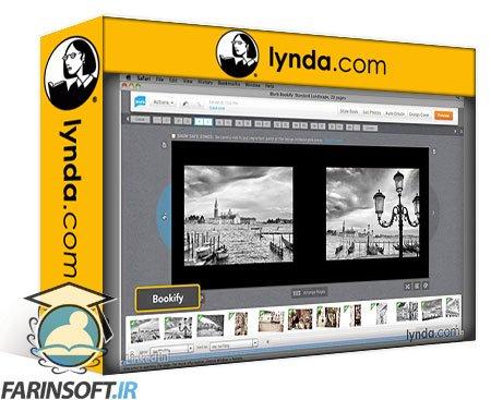 دانلود lynda Creating Photo Books with Blurb