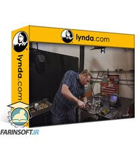 دانلود lynda In the Shop: Manufacturing