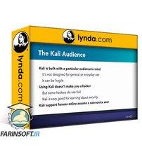دانلود lynda Kali Linux on Windows 10 First Look
