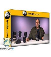 دانلود lynda Learning Your Canon DSLR Camera