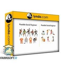 دانلود lynda Security Awareness: Social Engineering