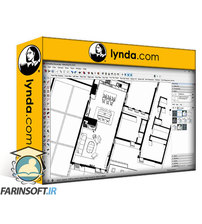 دانلود lynda SketchUp for Architecture: LayOut