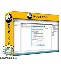 دانلود lynda Windows Server 2012 R2: Configure File Services