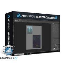 دانلود ArtStation Compelling Composition Using Hue/Saturation Contrast