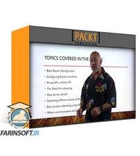 دانلود PacktPub NEW Cisco CCNA IPv4 Course!