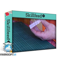 دانلود Skillshare Create A Hand-Stitched Flipbook Using Adobe Photoshop
