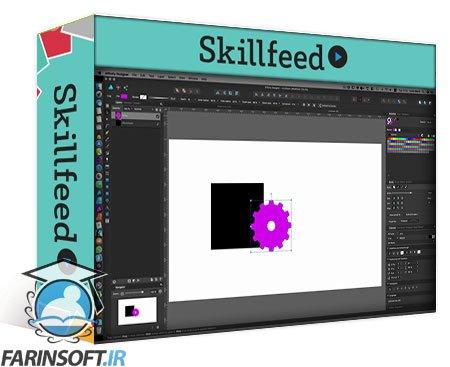 دانلود Skillshare Pen tool for lettering: Vectorising scripts with the pen tool using Affinity Designer