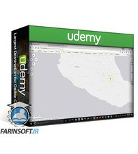 دانلود Udemy Display and analyze GIS data on the web with Leaflet