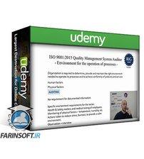 دانلود Udemy ISO 9001:2015 Quality Management System Auditor Course