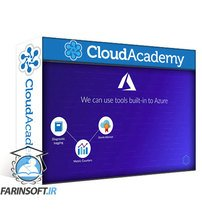 دانلود Cloud Academy Analyzing Resource Utilization on Azure