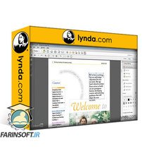 دانلود lynda Learning Acrobat XI