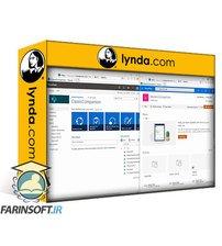 دانلود lynda SharePoint Online: Working in the Modern Experience