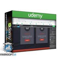 دانلود Udemy Beginners Landing Page Course