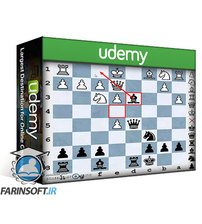 دانلود Udemy Chess openings – Learn to Crush 1.d4 (in just one hour)