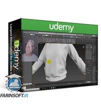 دانلود Udemy DAZ3D Marvelous Designer Redux Video Tutorial