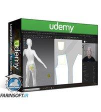 دانلود Udemy DAZ3D Marvelous Designer Video Tutorial