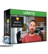 دانلود Udemy Hands-On Sketch 6 Masterclass – Learn Web & Mobile Design