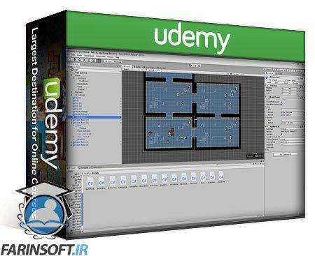 دانلود Udemy Learn To Create A Roguelike Game In Unity 2019