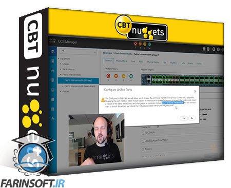 دانلود CBT Nuggets Configuring UCS