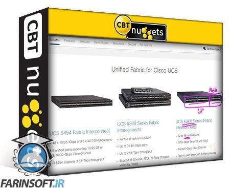 دانلود CBT Nuggets UCS Service Profiles